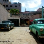 Photo Essay: Colors and Crumbling in Havana