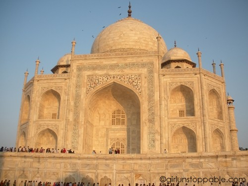 Taj Mahal, Agra, India - Asian Historical Architecture