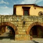 A Walk Along the Ruins of an Aqueduct in Oaxaca