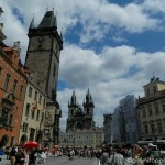 Photo Essay: The Tourist Experience in Prague