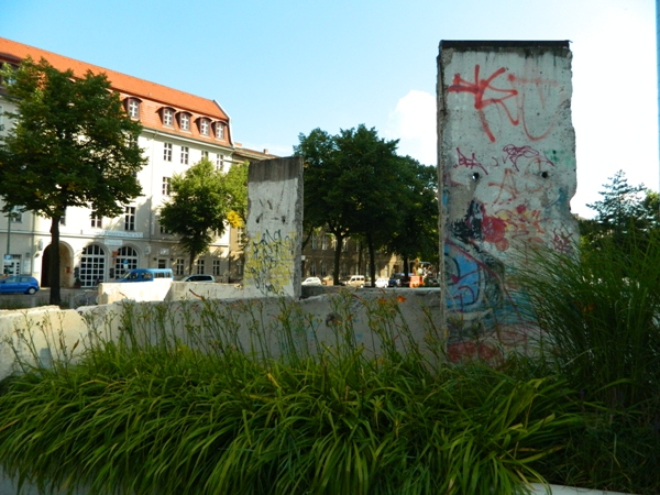 Berlin Wall Remnants