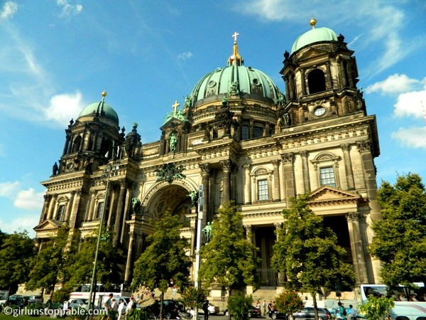 The Berlin Cathedral