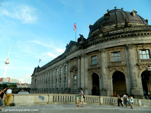 Museum Island in Berlin