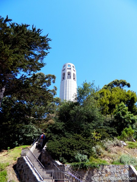 San Francisco's Coit Tower