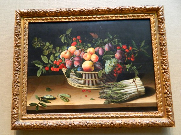Still Life Painting by Louise Moillon at the Art Institute of Chicago