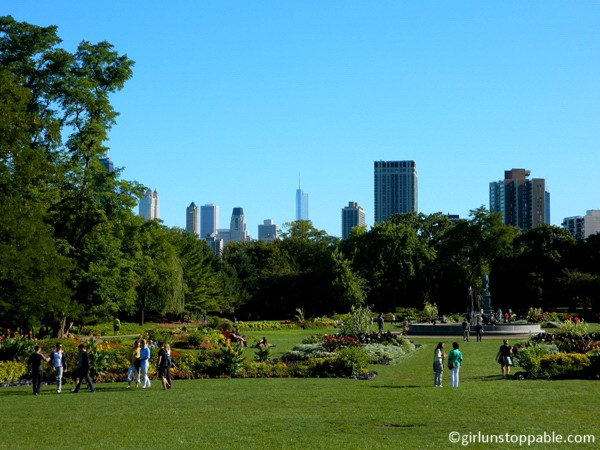 Lincoln Park in Chicago