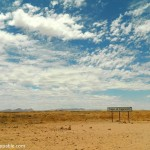 To Know Emptiness: Stories of Driving Around Namibia