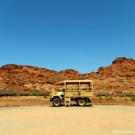 Photo Essay: A Late Afternoon Off Road Adventure in Namibia