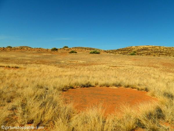 Namibia - Fairy Circles