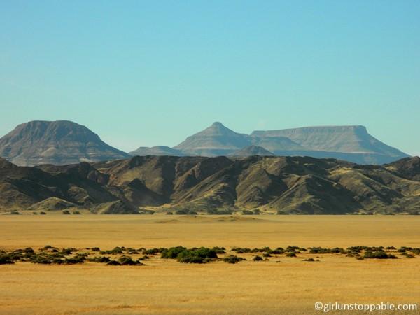 Namibia - Sundowner Drive