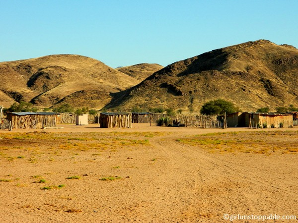 Namibia - Village