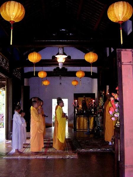 Tu Hieu Temple, Vietnam