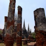 Photo Essay: A Day at the Ruins of Ayutthaya, Thailand