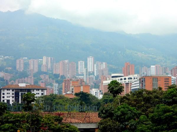 El Poblado in Medellin, Colombia