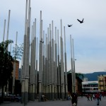 Photo Essay: Architecture and Public Art in Medellin