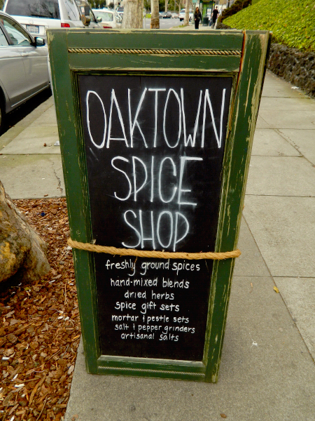 Oaktown Spice Shop, Oakland