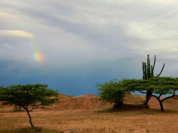 Tatacoa Desert, Colombia