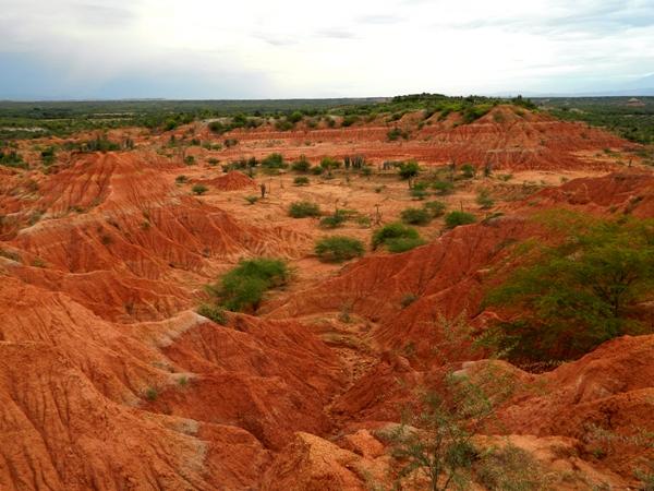Colombia - Tatacoa Desert