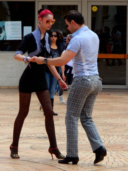 Tango Instructors in Bogota, Colombia